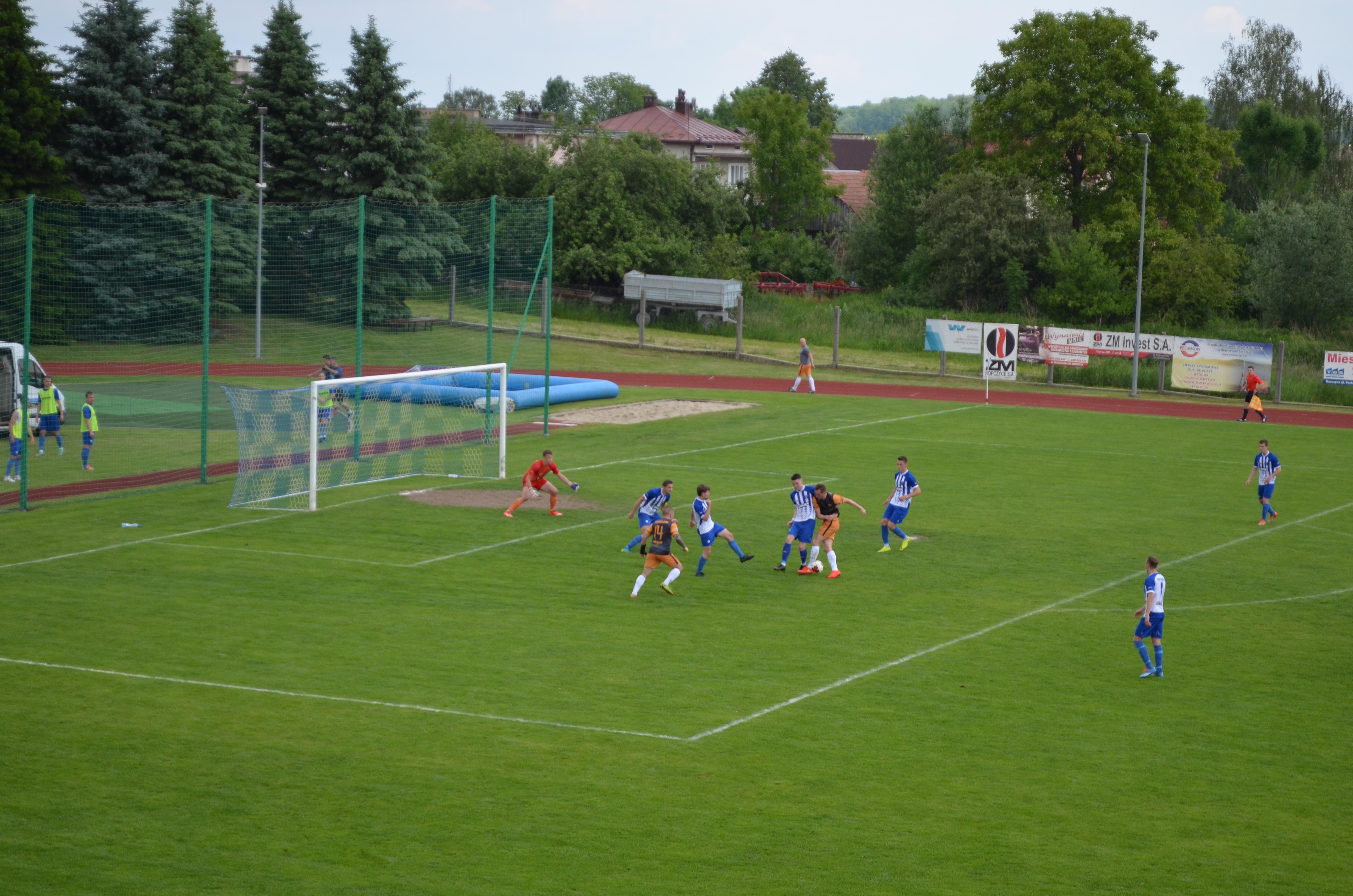 Mecz Piłki Nożnej Dziś