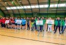 Podkarpacki Turniej Badmintona Olimpiad Specjalnych w Ropczycach