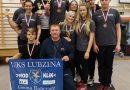 Sumocy z Lubziny zdobywają kolejne medale