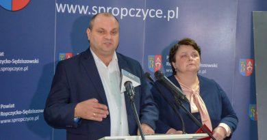 Inwestycje  w powiecie wstrzymane !!! Starostwo straciło ponad 6 mln zł !