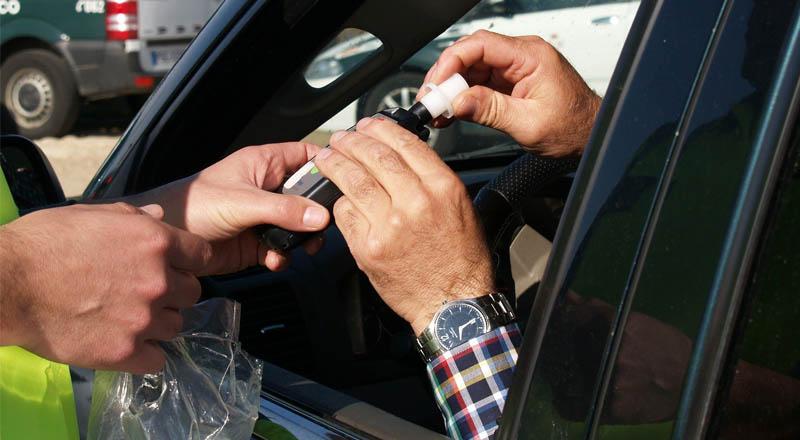 Policja w weekend zatrzymała dwóch pijanych kierowców