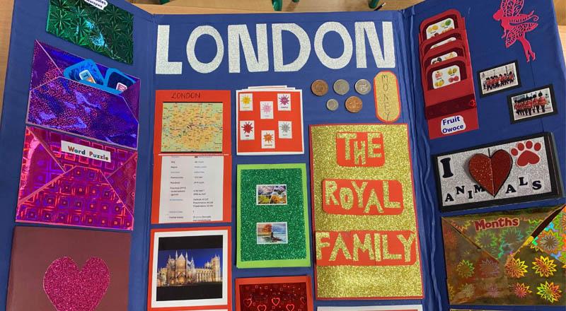 Gminny Konkurs Wiedzy o Wielkiej Brytanii i Brytyjskiej Rodzinie Królewskiej w Lubzinie