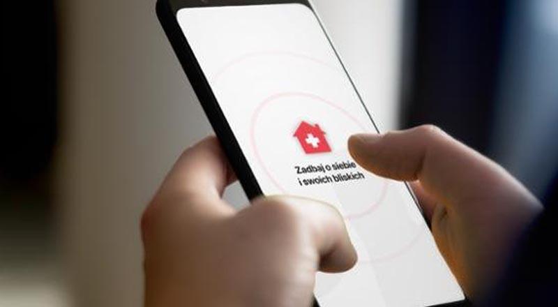 Aplikacja kwarantanna domowa – nowy sposób na kontrolę kwarantanny