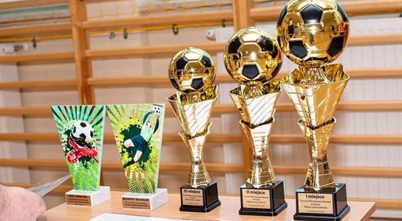 Turniej halowy o Puchar Wójta Gminy Ostrów