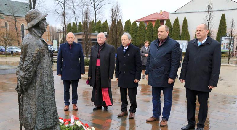 Mimo odwołanych uroczystości władze miasta uczciły 658 urodziny Ropczyc