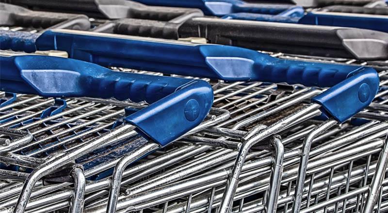 Środki ostrożności w aptekach i sklepach spożywczych