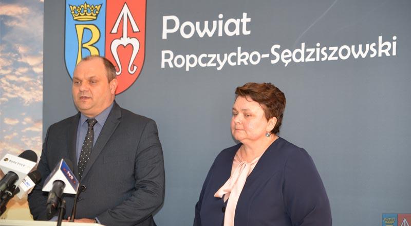 Koronawirus i Powiat Ropczycko- Sędziszowski – Władze powiatu apelują!