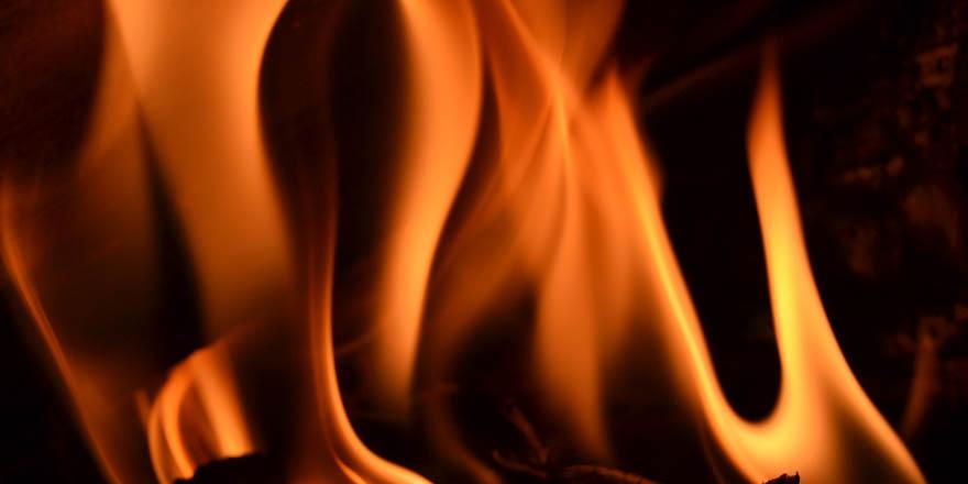 Pożar w Ropczycach