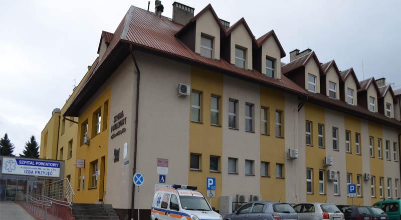 Czy w szpitalu w Sędziszowie powstanie oddział dla pacjentów z COVID-19 ?