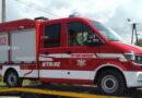 Nowy samochód strażacki dla OSP Iwierzyce oraz sprzęt ratowniczy dla OSP Olchowa.