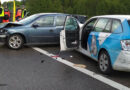Wypadek na A4, jedna osoba w szpitalu