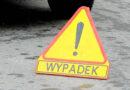 Wypadek z udziałem motorowerzystki w Ropczycach