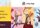 Szkoła Językowa Early Stage czyta książeczki dla dzieci