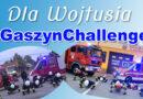 """#GaszynChallenge dla Wojtusia. Strażacy z całej Polski """"pompują"""" i pomagają"""
