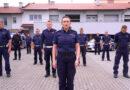 Ropczycka policja robi pompki, by wesprzeć akcje #GaszynChallenge