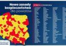 Powiat ropczycko-sędziszowski w czerwonej strefie !!!