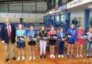 Dwa medale Weroniki Skóry w Mistrzostwach Województwa Żaczek w tenisie stołowym