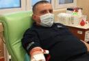 Policyjni ozdrowieńcy z Ropczyc oddali osocze