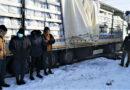 Podkarpacie: Imigranci ukryci w tureckiej ciężarówce
