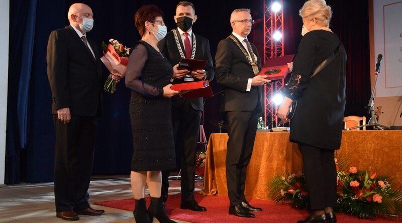 Nowy w gronie honorowego obywatela miasta i kolejni zasłużeni dla ziemi sędziszowskiej