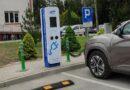W powiecie stanęła pierwsza stacja do ładowania samochodów elektrycznych!
