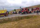 Wypadek w Ostrowie. 3 osoby ranne