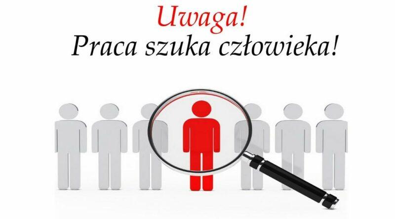 Lokalna firma z Ropczyc szuka pracownika