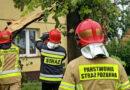 Strażacy interweniują