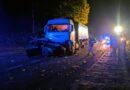 Z ostatniej chwili: Wypadek w Ropczycach – droga W986 zablokowana!
